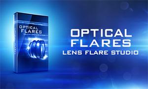 AE插件:镜头光晕耀斑Optical Flares v1.3.5
