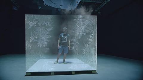 AE制作冰冻结霜效果的纹理图片