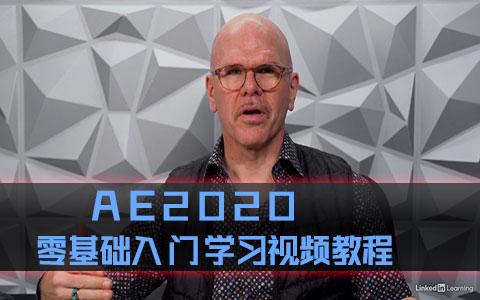 AE2020-零基础入门学习视频教程 工程及素材