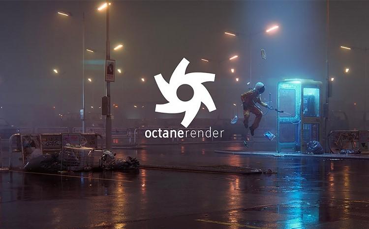 Octane Render 3.07 软件+插件