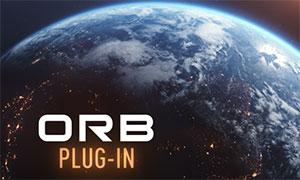 Orb星球插件+贴图