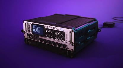AE插件-FXConsole特效管理控制工具