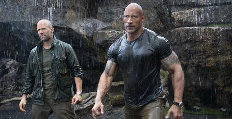 《速度与激情:特别行动》上映 首日累计票房已破亿