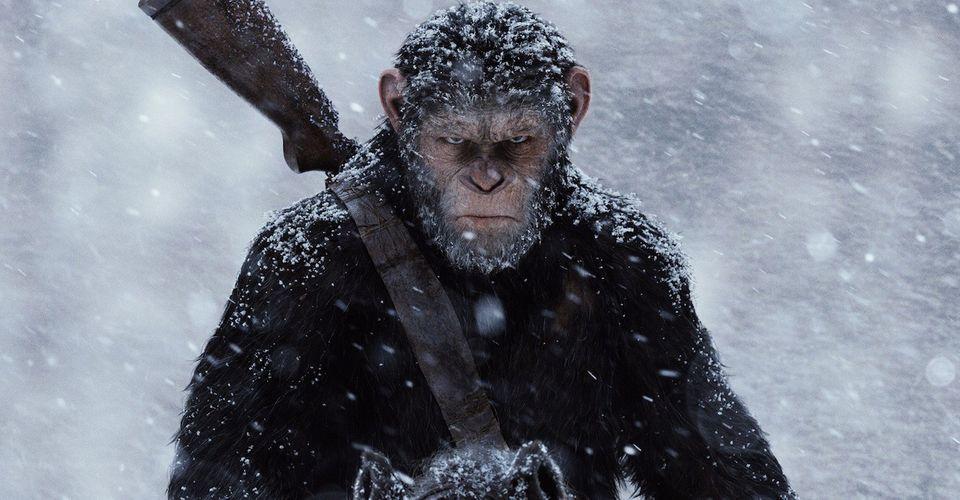 《猩球崛起》系列新电影已经开始制作 是CG电影