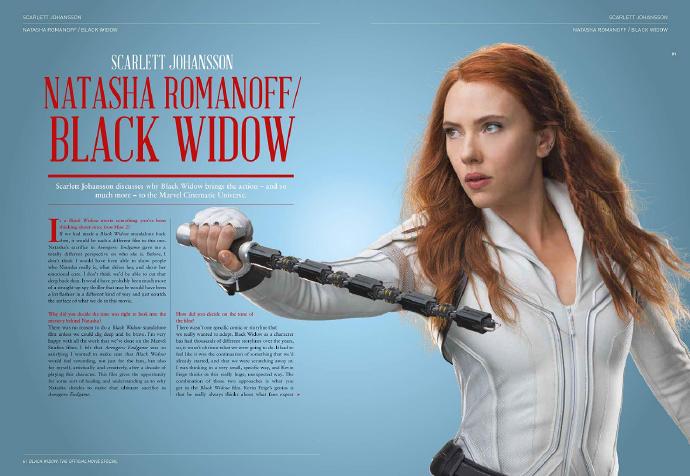 《黑寡妇》放出新剧照 导演:娜塔莎将会把接力棒交给妹妹