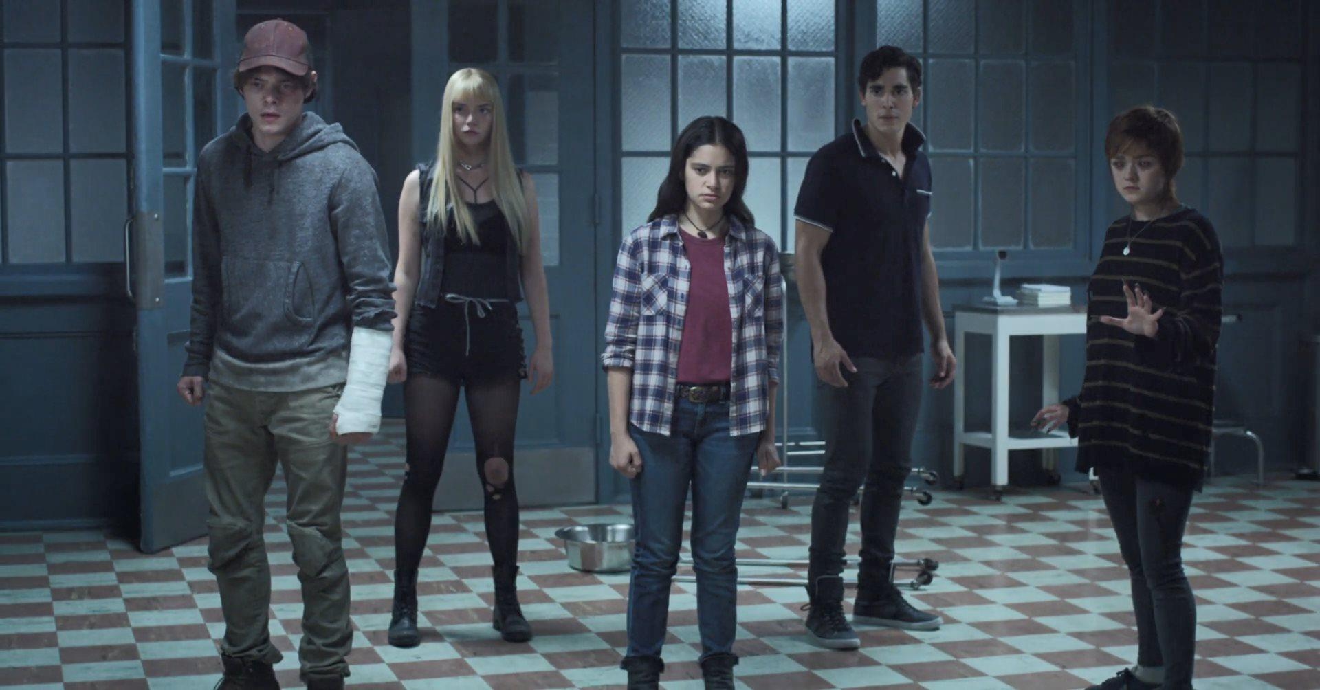 《新变种人》狼毒角色预告片 直面内心的恐惧