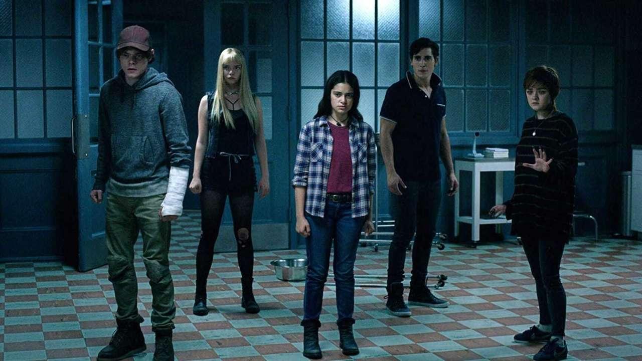 《新变种人》应该是超英恐怖片 学了很多经典恐怖片